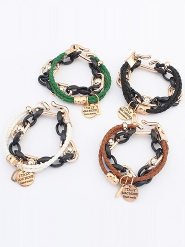 Occident Retro Exotic Personality Hot Sale Armband